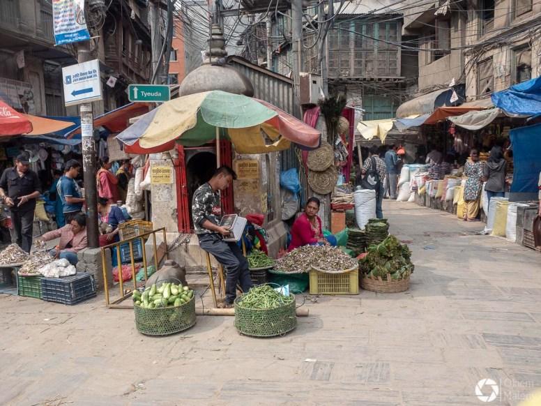 targ Asan Katmandu
