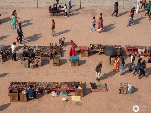 targ w Katmandu