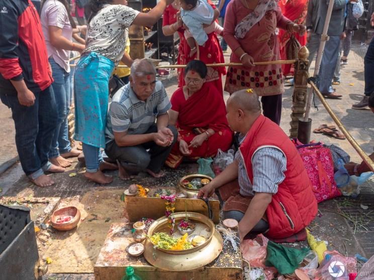 Swayambunath, Nepal, świątynie Katmandu