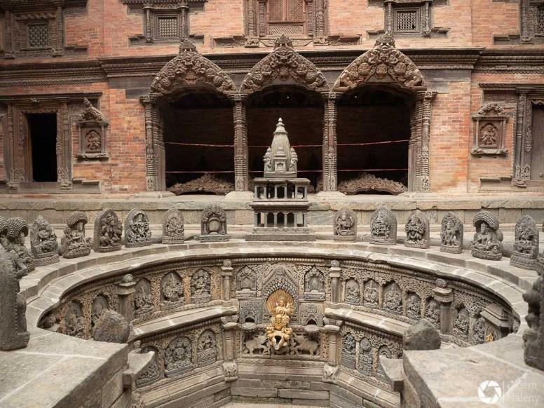 Patan, newarska sztuka