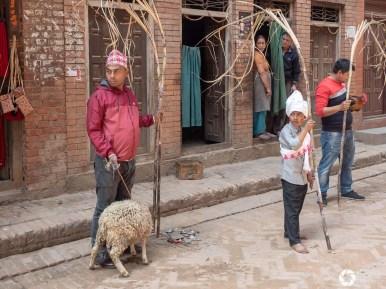 Nepal, uroczystości newarskie
