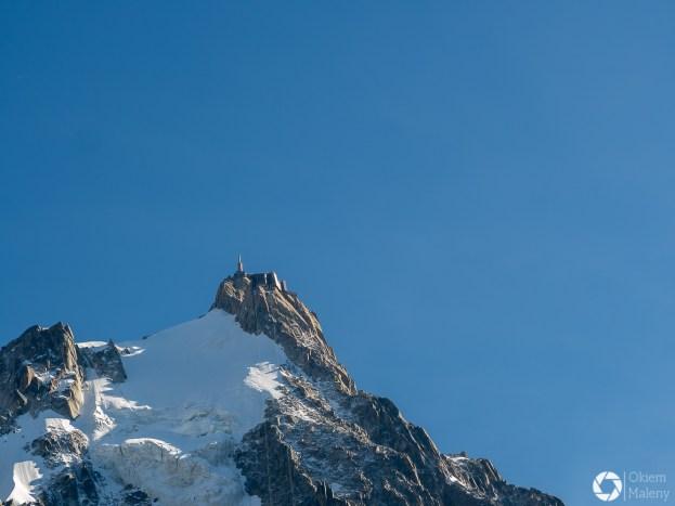 Chamonix Augille du Midi