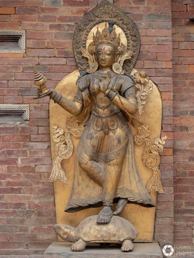 Patan, rzeźba newarska