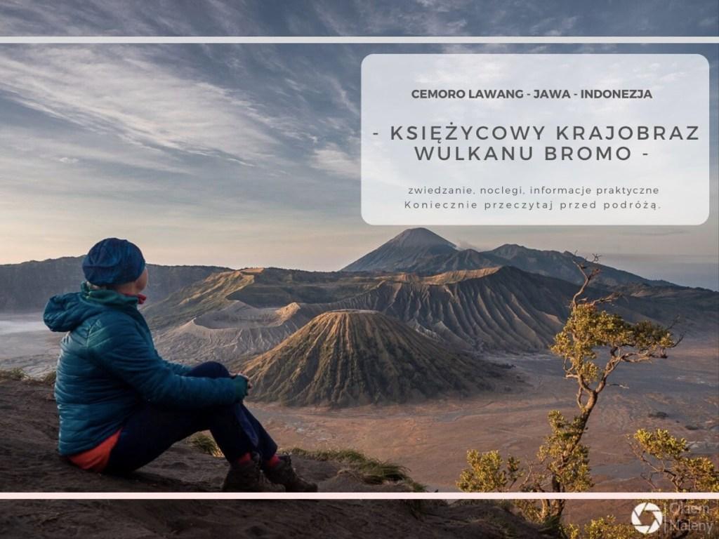 Bromo wulkan na jawie zwiedzanie i nocleg, indonezja, cemoro lawang