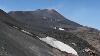 Etna niewinnie dymi