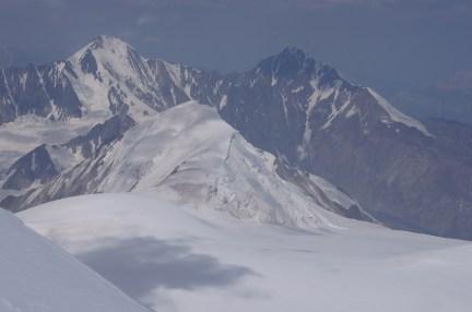 Widok na Kaukaz