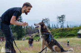 Frej i Wiktor - trening SIAD
