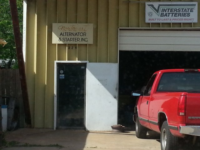 Northwest Alternator and Starter, Inc. 405-842-0575