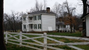 George R. Murrell home