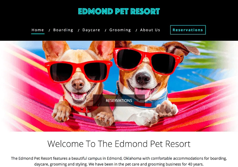 Edmond Pet Resort