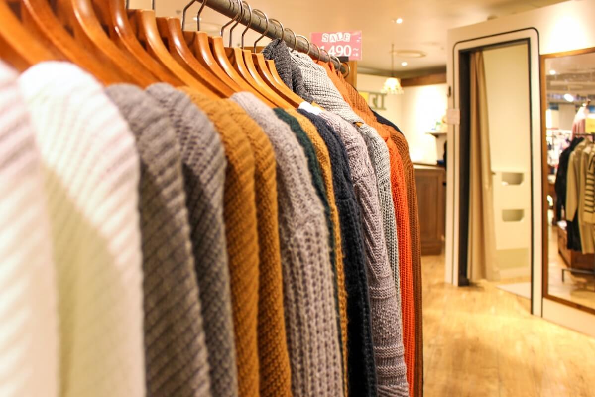 沖縄に進出しているファッションブランド