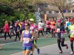 マラソン大会の様子