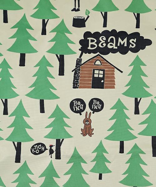 BEAMS×コールマン