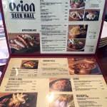 Orion Beer Hall | Okinawa Hai!