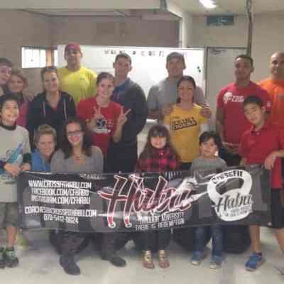 CrossFit Habu   Okinawa Hai!