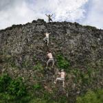 rock climbing miyagi | Okinawa hai!