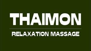 Thaimon Relaxation | Okinawa Hai!