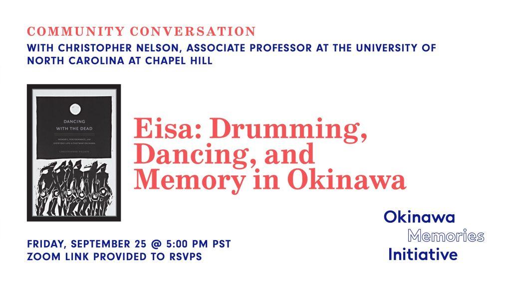 Eisa: Drumming, Dancing and Memory
