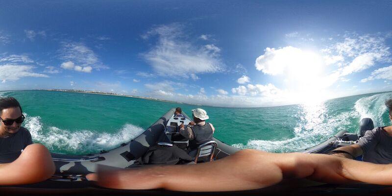 沖縄で陸を楽しんだら次は海!