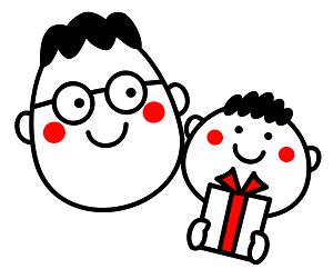 父の日のプレゼントならメガネケースで決まり♪父親の名入れで贈ろう