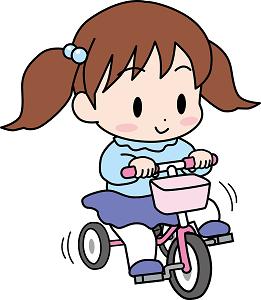 コゴットの三輪車ならベビーカー代わりにもなって人気!口コミは?