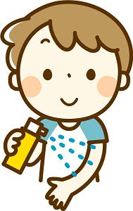 天然アロマの虫除けスプレーアンチバグは赤ちゃんOKで安心口コミは?