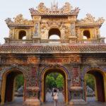«世界遺産»フエの阮朝王宮跡