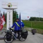 Birch Lake~Tok カナダ国境付近 13日目~14日目(6月2日~6月3日)
