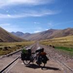 4000メートルの平原地帯~Pucaraまで