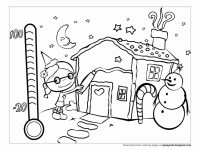 Printable Holiday Coloring Pages Download | Free Coloring ...