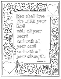 Scripture Coloring Pages For Kids Free Coloring Pages Of Bible
