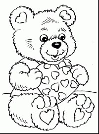 Valentines Printable Coloring Pages to Print | Free ...