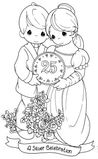 Free Printable Precious Moments Coloring Pages For Kids | 325x200