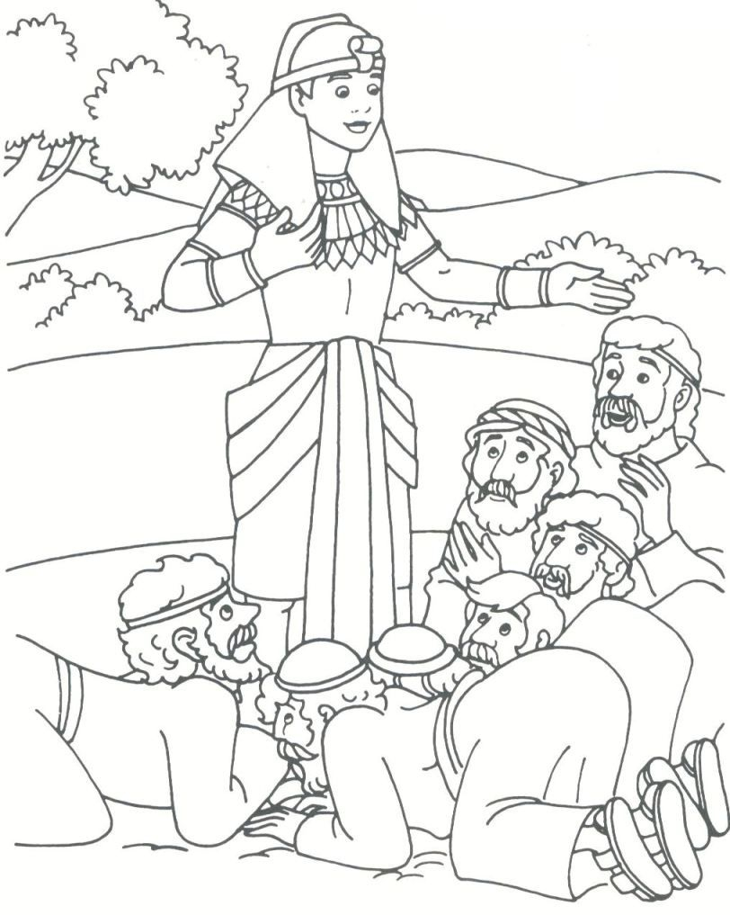 Jesus Heals Jairus Daughter Coloring Pages Printable