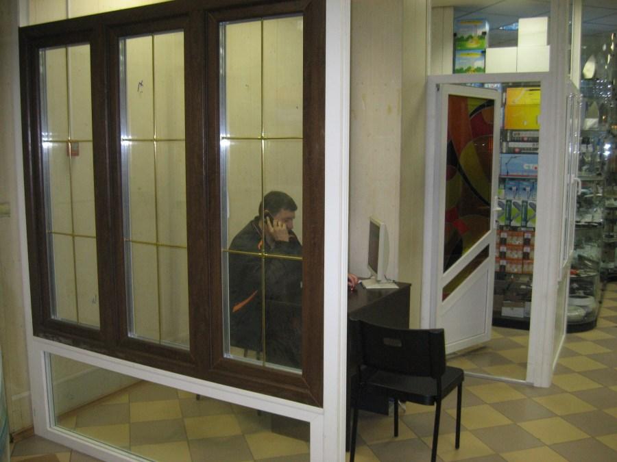 Офис в магазине Кристалл на 115 квартале в Люберцах