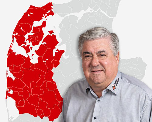 Distrikt 3: Nordvestjylland