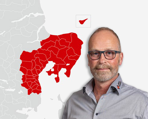 Distrikt 5: Aarhus / Djursland