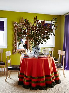 shop the skirted tables and learn