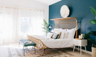 How to Decorate a Glamorous Bohemian Bedroom