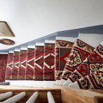 A Gorgeous Vintage Runners Diy Idea For Your Stairs