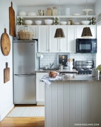 Simple Storage Upgrades for Tiny Kitchens  One Kings Lane ...