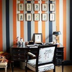 Cooper Sofa By Lane Real Leather Reclining Inside Designer Sheila Bridges's Ravishing Home In Harlem