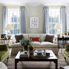 Living Room Fabrics Modern Curtains For Small 6 Decorator Lessons Rooms With Timeless Style The Palette Of Home Stemmed From Silvery Blue Italian Wool Curtain Fabric Suzanne And
