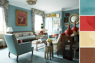 living room colors ashley furniture 8 foolproof color palette ideas for every palettes