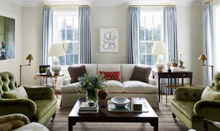 2 sofa living room ideas entire furniture sets 6 decorator lessons for rooms with timeless style truly