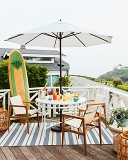 Our Makeover Of Minnie Driver S Malibu Beach House