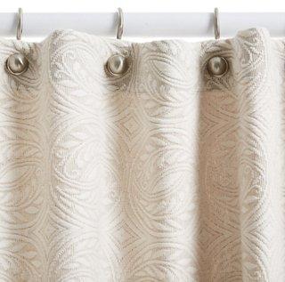 vienna shower curtain linen