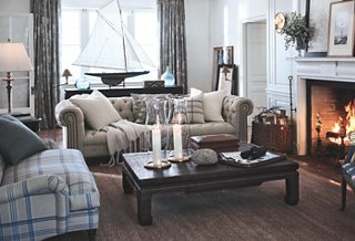 pictures of coffee tables in living rooms one kings lane ralph lauren home