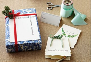 Chic Gift Tag Ideas One Kings Lane Our Style Blog
