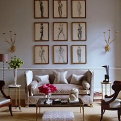 One Sofa Living Room Ideas Decorate With Grey Walls 8 For Adding Impact Above Your Kings Lane Photo By Simon Upton Interior Alex Papachristidis